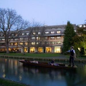 Cambridge Corn Exchange Hotels - Doubletree By Hilton Cambridge