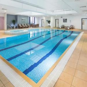 Chester Racecourse Hotels - Crowne Plaza Chester