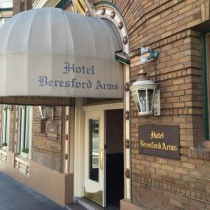 Hotels near Bill Graham Civic Auditorium - Beresford Arms