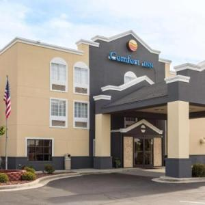 Comfort Inn Decatur Priceville