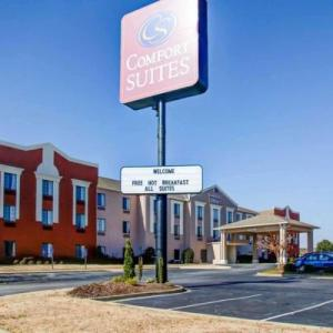 Hotels near Alabama International Dragway - Comfort Suites Gadsden