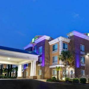 Holiday Inn Express Hotel And Suites Anderson-i85