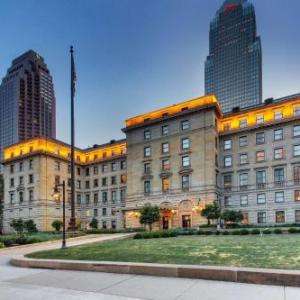 Hotels near Convention Center Cleveland - Drury Plaza Hotel Cleveland Downtown