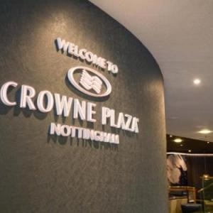 Nottingham Cathedral Hotels - Crowne Plaza Nottingham