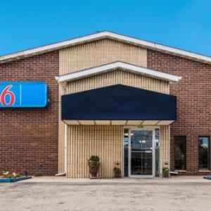Motel 6-Madison WI - East