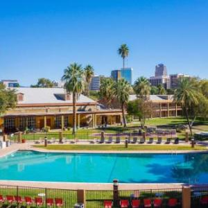 Fox Tucson Theatre Hotels - Hotel Tucson City Center Innsuites