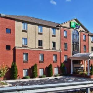 Atrium Stone Mountain Hotels - Holiday Inn Express Hotel & Suites Atlanta-Emory University Area