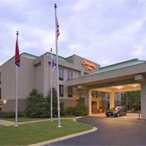 Crossroads Arena Hotels - Hampton Inn Pickwick Dam-At Shiloh Falls