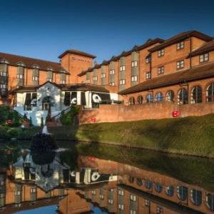 The Core Theatre Solihull Hotels - Crowne Plaza Solihull