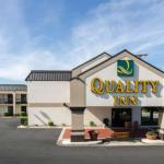 Quality Inn Lynchburg near University