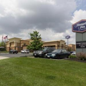 Hampton Inn Columbus-south