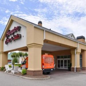 Hampton Inn And Suites Newport News (Oyster Point)