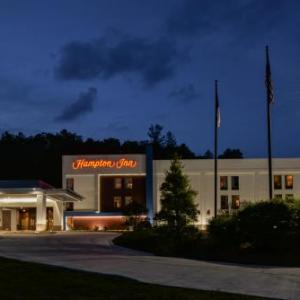 Hotels near Brevard Music Center - Hampton Inn Brevard