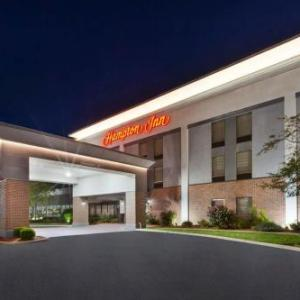 Hampton Inn Columbus/Delaware I-71 North