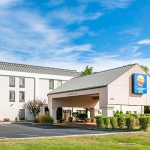 Hotels near Indian Creek Amphitheatre - Comfort Inn Oxford