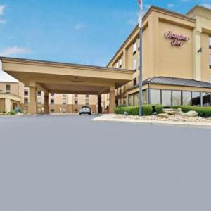 Hotels near Greater Pittsburgh Masonic Center - Hampton Inn Pittsburgh McKnight Rd