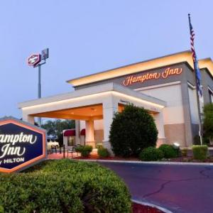 J.C. Love Field at Pat Patterson Park Hotels - Hampton Inn Ruston