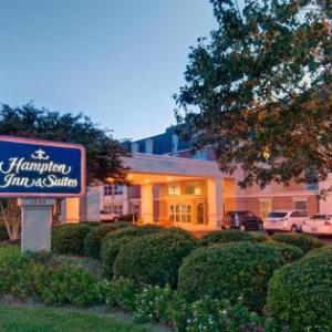 Hampton Inn & Suites Williamsburg-Richmond Road