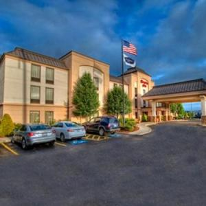Hotels near Pitt-Johnstown Sports Center - Hampton Inn Johnstown