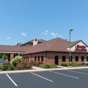 Cuyahoga County Fairgrounds Hotels - Hampton Inn & Suites Cleveland-Airport/Middleburg Heights