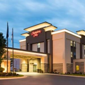 Midland County Fair Hotels - Hampton Inn Midland