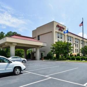 Hampton Inn Petersburg-ft. Lee