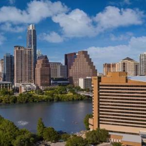 Hotels near Auditorium Shores - Hyatt Regency Austin
