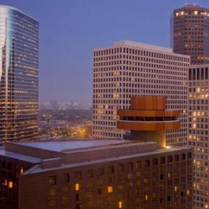 Revention Music Center Hotels - Hyatt Regency Houston