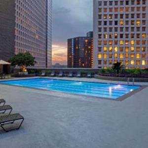 Brown Theater Houston Hotels - Hyatt Regency Houston