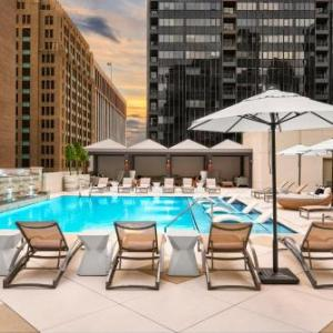 Hotels near Hard Rock Cafe Dallas - The Adolphus