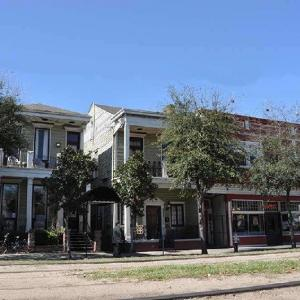 Hotels near Cricket Club New Orleans - Historic Streetcar Inn