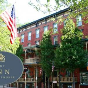 Hotels near Penn's Peak - Inn At Jim Thorpe