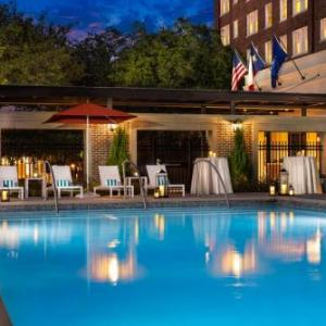 Hotels near Theatre Three Dallas - Warwick Melrose Hotel Dallas