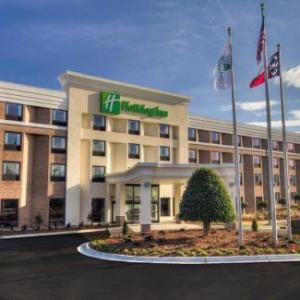 University of North Carolina Greensboro Hotels - Holiday Inn Greensboro Coliseum
