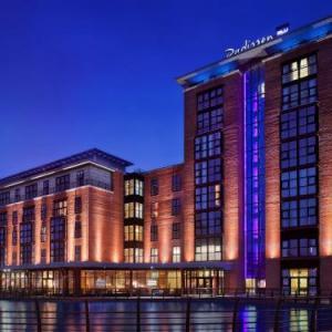 Hotels near The Telegraph Building Belfast - Radisson Blu Hotel Belfast
