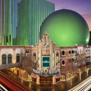 Hotels near Pioneer Center Reno - Silver Legacy Reno Resort Casino