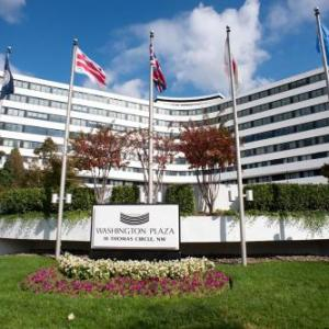 Hotels near Lincoln Theatre DC - Washington Plaza Hotel