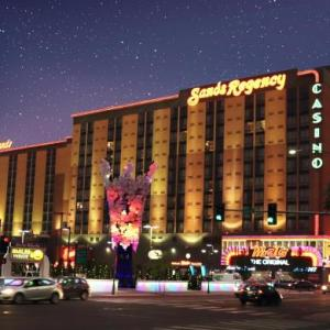 Reno Events Center Hotels - Sands Regency Casino Hotel Reno