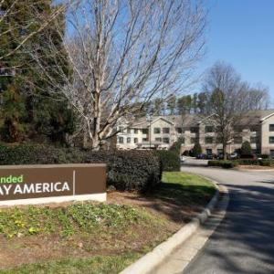 Hotels near Longbranch Raleigh - Extended Stay America - Raleigh - North Raleigh