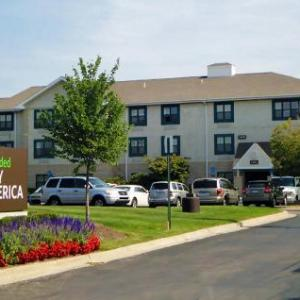 Extended Stay America -Detroit -Madison Heights