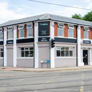 Trivelles Hotel -Manchester -Eccles New Road