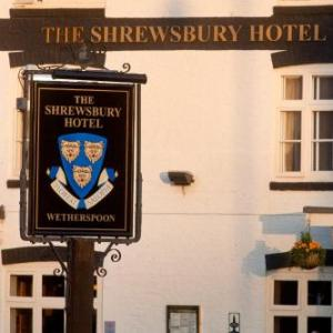 Hotels near Theatre Severn Shrewsbury - The Shrewsbury Hotel Wetherspoon