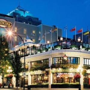 Victoria Event Centre Hotels - Strathcona Hotel