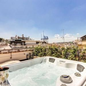 Rome Hotels With A Jacuzzi Or Hot Tub Deals At The 1