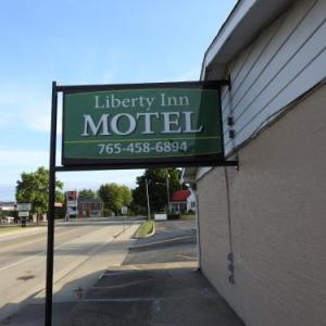 Whitewater Valley Railroad Hotels - Liberty Motel