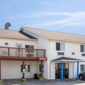 Red River Valley Fair Hotels - Rodeway Inn West Fargo