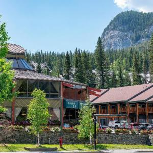 Banff Centre Hotels - Inns Of Banff