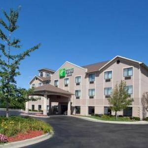 Milan Dragway Hotels - Holiday Inn Express Hotel & Suites - Belleville Area