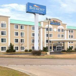 Forrest County Multi Purpose Center Hotels - Baymont Inn & Suites Hattiesburg