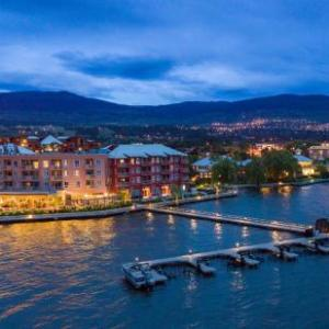 Hotels near Okanagan College Kelowna Campus - Manteo Resort Waterfront Hotel & Villas